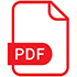 """P D F icon with the text """"Accessible P D F"""" written below."""